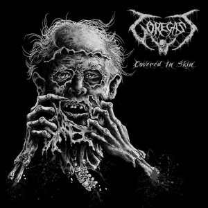 Goregast - Covered in Skin cover art