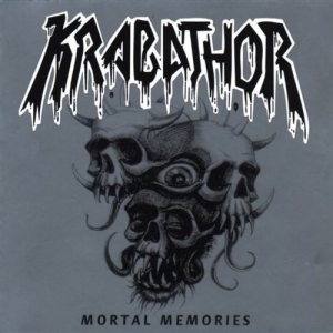 Krabathor - Mortal Memories cover art
