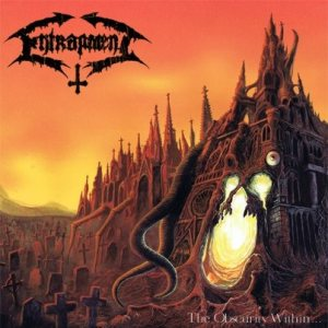 Entrapment - The Obscurity Within​.​.​. cover art