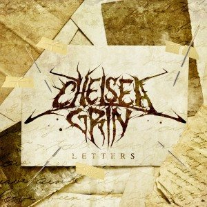 Chelsea Grin - Letters cover art