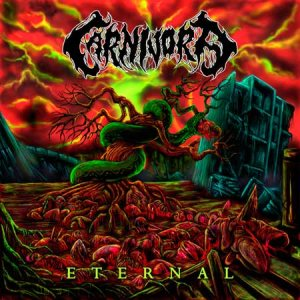 Carnivora - Eternal cover art