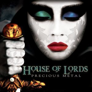 House of Lords - Precious Metal cover art