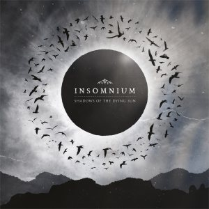 Insomnium - Shadows of the Dying Sun cover art