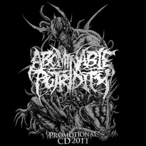 Abominable Putridity - Promotional CD 2011 cover art