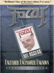 Fozzy - Unleashed, Uncensored, Unknown cover art