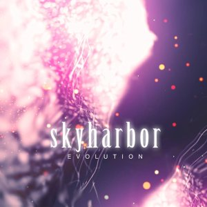 Skyharbor - Evolution cover art