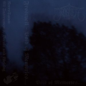 Frostveil - Void of Memories... cover art