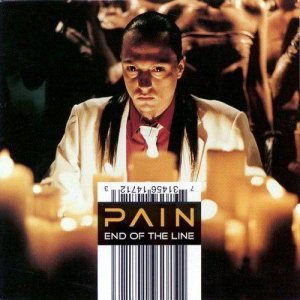 Pain - End of the Line cover art