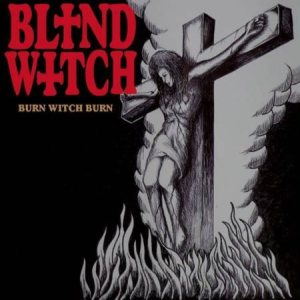 Blind Witch - Burn Witch Burn cover art