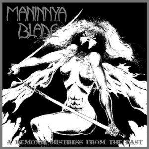 Maninnya Blade - A Demonic Mistress from the Past cover art