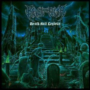 Revel in Flesh - Death Kult Legions cover art