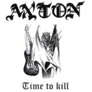 Axton - Time to Kill cover art