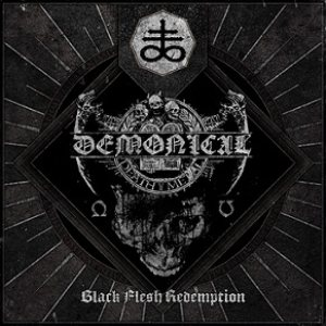 Demonical - Black Flesh Redemption cover art