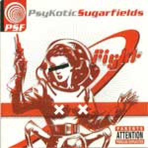 Psykotic Sugarfields - Fight cover art