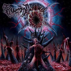Traumatomy - Monolith of Absolute Suffering cover art