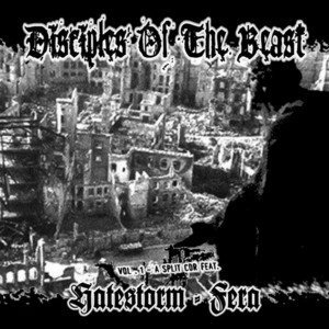 Hatestorm - Disciples of the Beast cover art