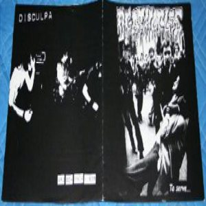 Agathocles - To serve.. /Split with disculpa cover art