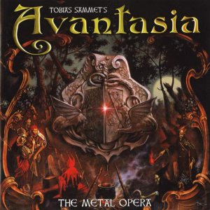 Avantasia - The Metal Opera cover art