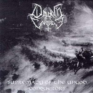 Wisdom by Carnage - Supremacy of the ungod conquerors cover art