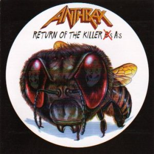 Anthrax - Return of the Killer A's cover art