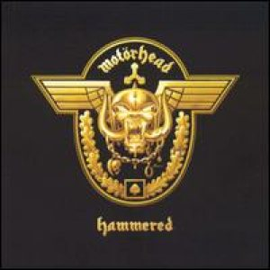 Motorhead - Hammered cover art