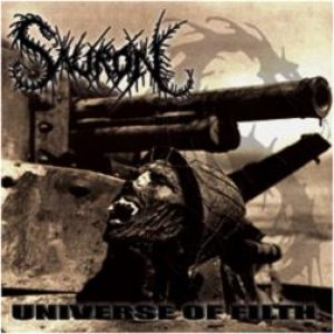 Sauron - Universe of Filth cover art