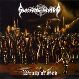 Suicidal Winds - Wrath of God cover art