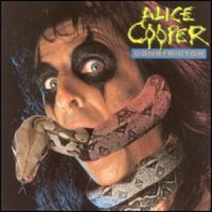 Alice Cooper - Constrictor cover art