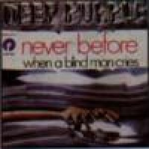 Deep Purple - Never Before cover art