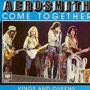 Aerosmith - Come Together cover art