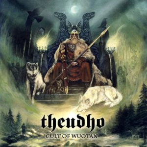 Theudho - Cult of Wuotan cover art