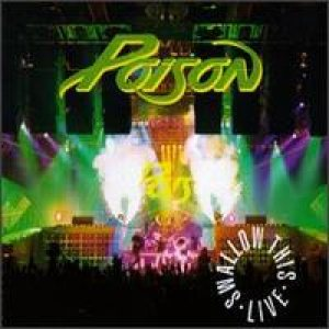 Poison - Swallow This Live cover art
