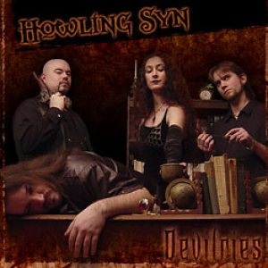 Howling Syn - Devilries cover art