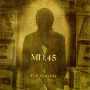 MD.45 - The Craving cover art