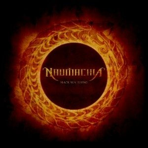 Naumachia - Black Sun Rising cover art