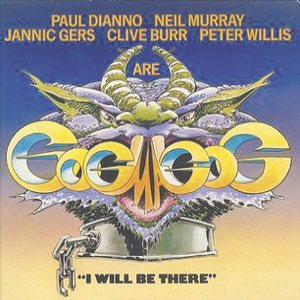 Gogmagog - I Will Be There cover art