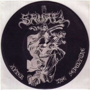 Samael - After the Sepulture cover art