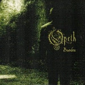 Opeth - Burden cover art