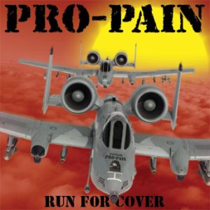 Pro-Pain - Run for Cover cover art