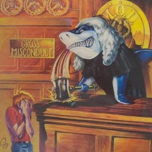Method of Destruction - Gross Misconduct cover art
