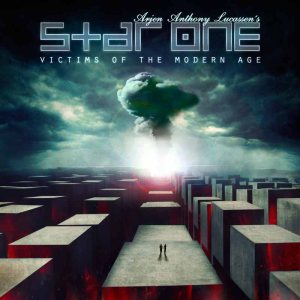 Star One - Victims of the Modern Age cover art