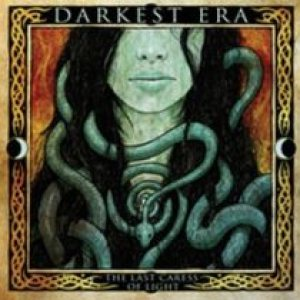 Darkest Era - The Last Caress of Light cover art