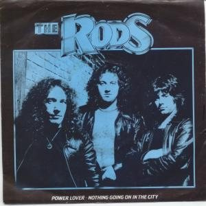 The Rods - Power Lover cover art