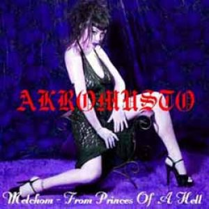 Akromusto - Melchom - From Princes of a Hell cover art