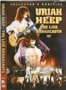 Uriah Heep - The Live Broadcasts cover art