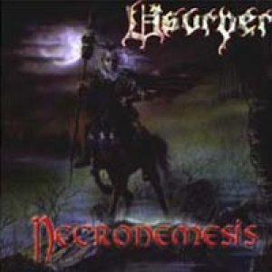 Usurper - Necronemesis cover art