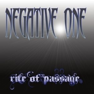 Negative One - Rite of Passage cover art