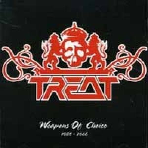 Treat - Weapon of Choice 1984~2006 cover art