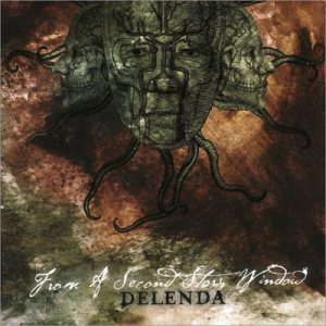 From A Second Story Window - Delenda cover art