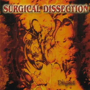 Surgical Dissection - Disgust cover art